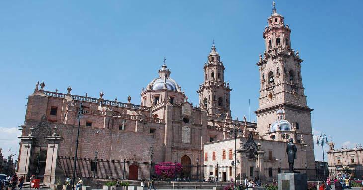 Sagrada Mitra de Valladolid, Antiguo Obispado de Michoacan