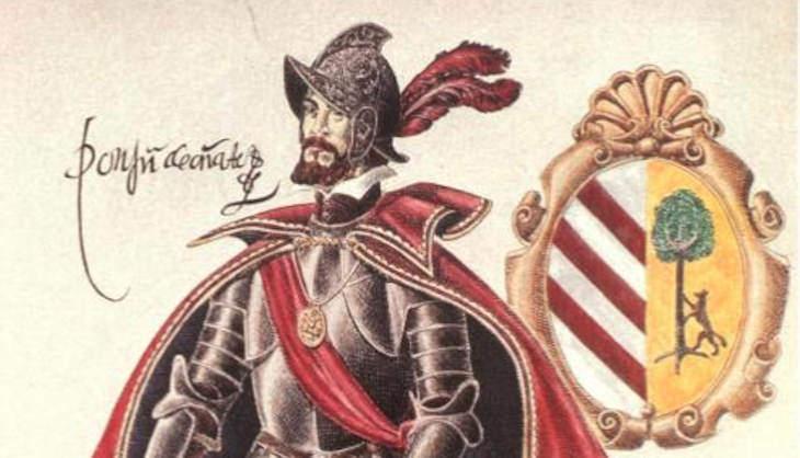 The Last Conquistador Juan de Onate