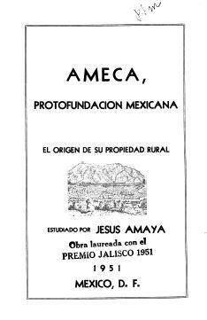 Amexa Protofundacion Mexicana