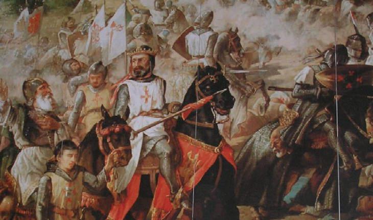 Caballeros de la Orden de Santiago 1501 to 1901