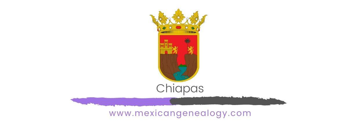 Genealogy Resources for Chiapas