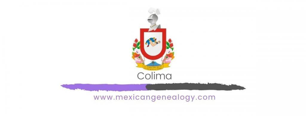 Genealogy Resources for Colima