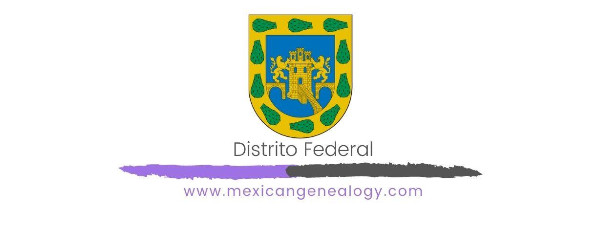 Genealogy Resources for Distrito Federal