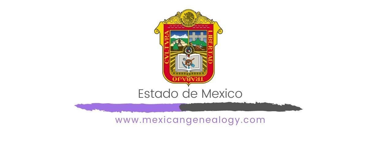 Genealogy Resources for Estado de Mexico
