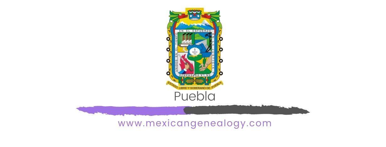 Genealogy Resources for Puebla